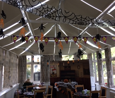 Halloween at Hill House