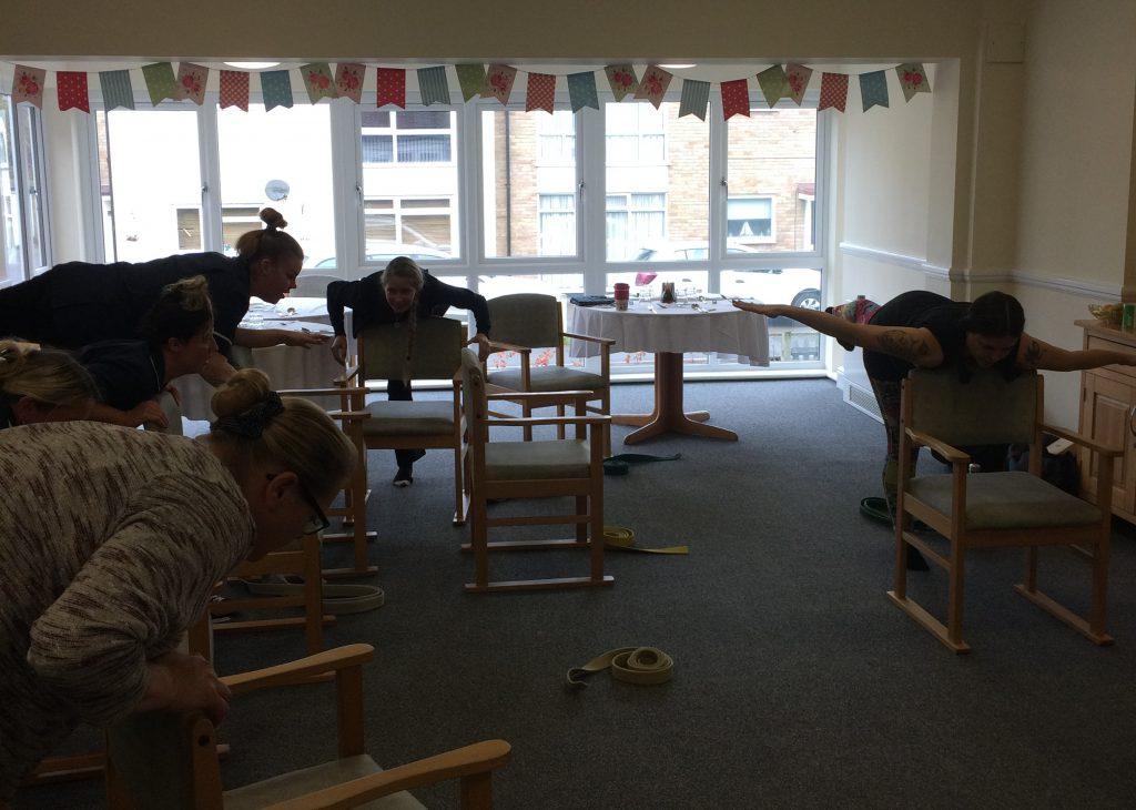Staff Wellness at Broadoaks