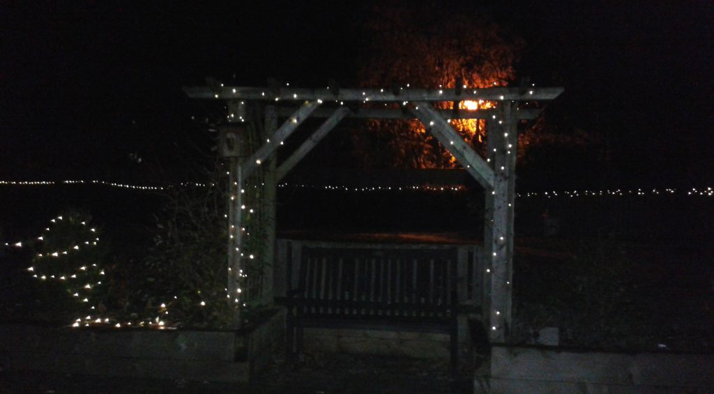 Winter nights at Hill House