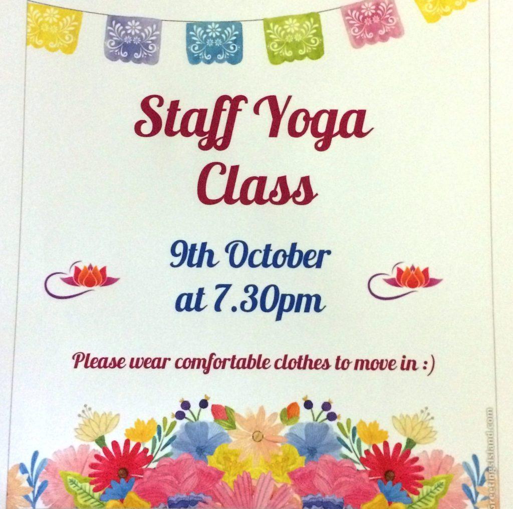 Keeping staff flexible at Broadoaks…………