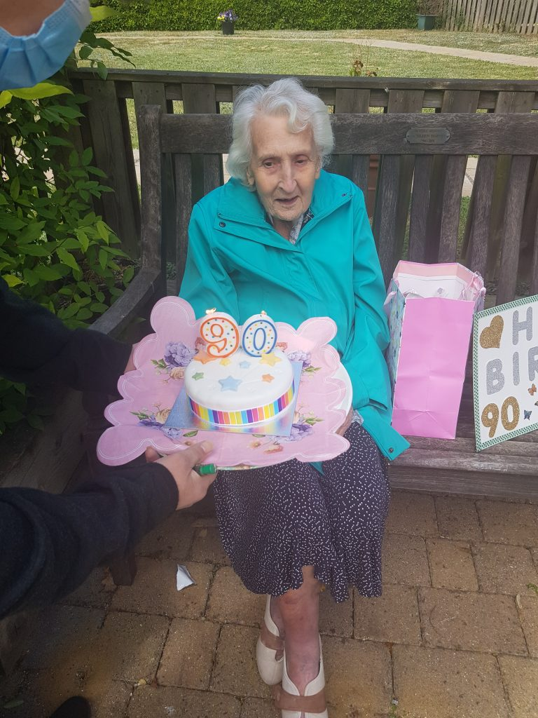 Happy 90th Birthday May!